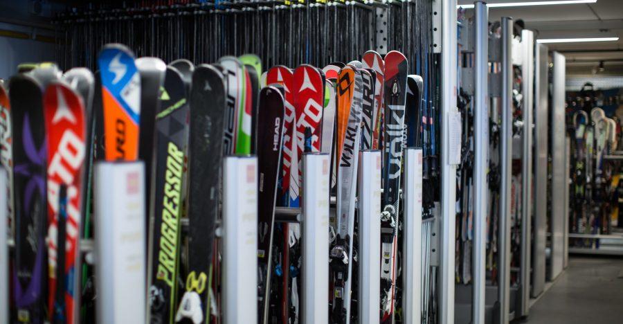 Ski rental Sport Stock Kaltenbach Hochzillertall and Mayrhofen