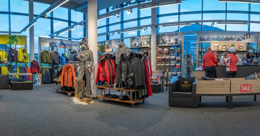 Ski fashion sales Kaltenbach Hochzillertal