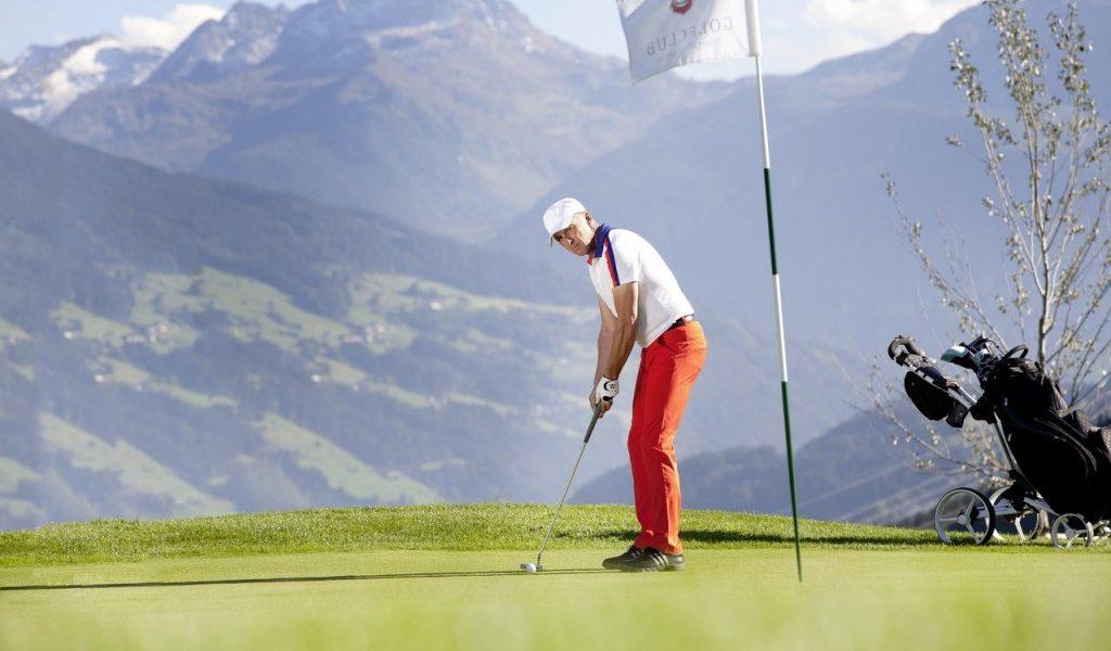 Zillertal golf course