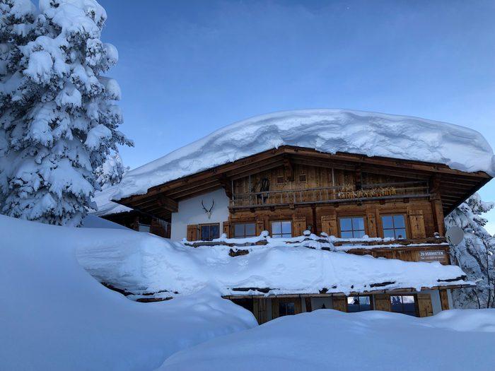 Ski hut Kaltenbach Hochzillertal