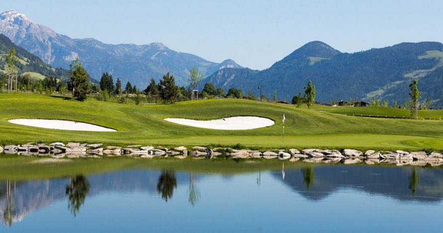 golf-zillertal-see-berge