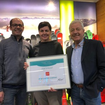 Sport Stock recognized as a Sport Leading Company